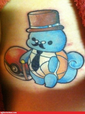 Ugliest Tattoos: I Say!