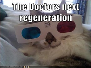 The Doctors next regeneration
