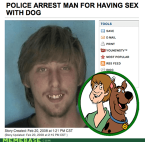 Shaggy Look-a-Like