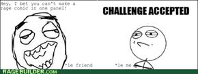 One-Panel Rage