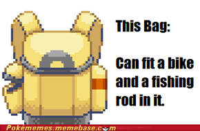 Backpack Logic