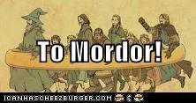To Mordor!
