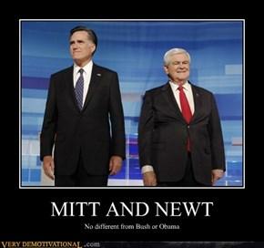 MITT AND NEWT