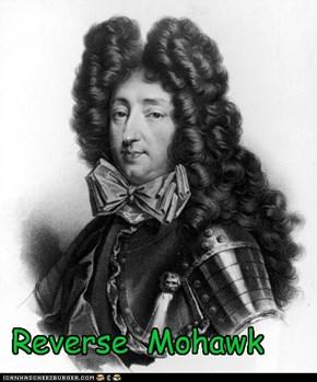 Reverse Mohawk