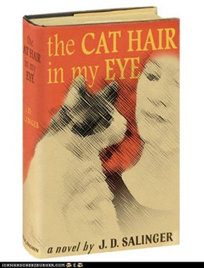 Lord of the Fleas: Classic Book Covers Updated with Cats