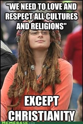 Bad Argument Hippie: The Frailty of Prejudice