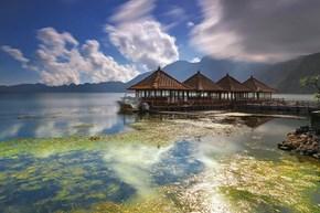 Kedisan, Bali, Indonesia