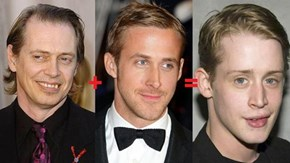 Steve Buscemi + Ryan Gosling Totally Looks Like Macaulay Culkin