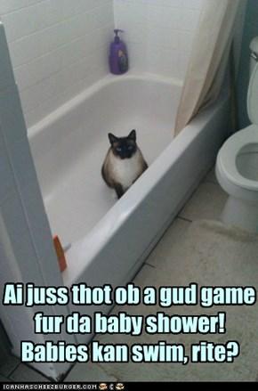 Nawt dat kinda shower!