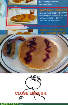 Harsh Reality of Denny's