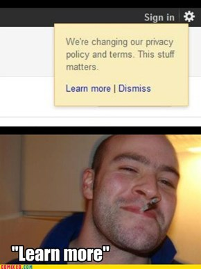 Good Guy Googles