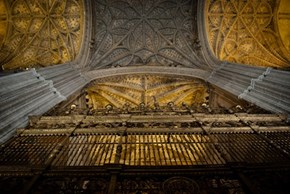Cathedral. Seville