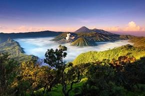 Bromo-Tengger-Semeru National Park, East Java, Indonesia