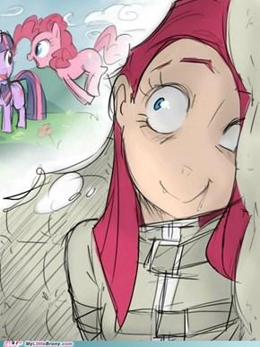 Inside Pinkie's Mind