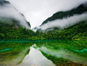 Jiuzhaigou Nature Reserve, China