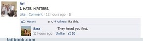 Hating Hipsters