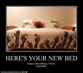 Here's Your New Bed