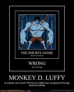 MONKEY.D. LUFFY