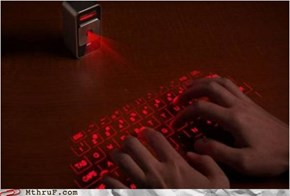 Office Swag: Best. Keyboard. Ever.