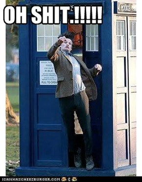 Oh Shit.!!! (Doctor Who)