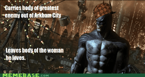 Scumbag Dark Knight