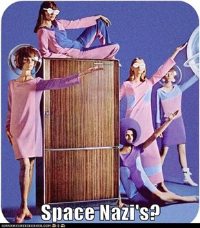 Space Nazi's?