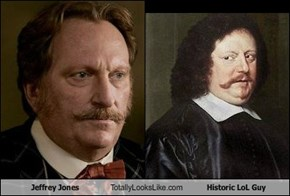 Jeffrey Jones Totally Looks Like Historic LoL Guy