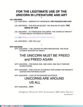 WTF Unicorns