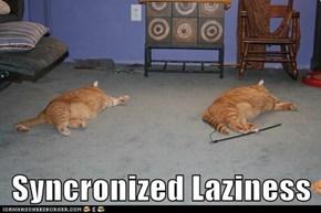 Syncronized Laziness