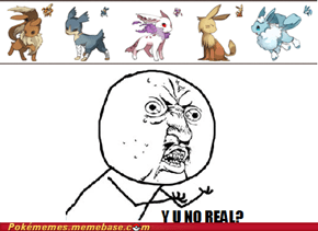 Every Type Should Have an Eeveelution
