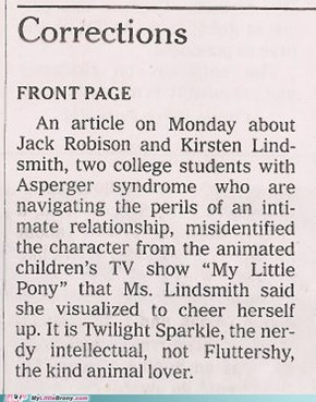 The Best New York Times Correction EVAR!