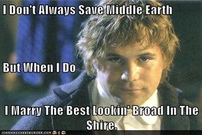 Middle Earth's Most Interesting Hobbit