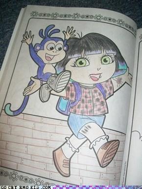 Dora the Angst-orer