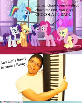 There's something in this show for everypony.