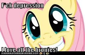 F*ck depression   I love all the bronies!