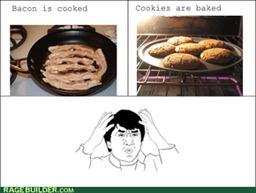 Bacon/Cookies
