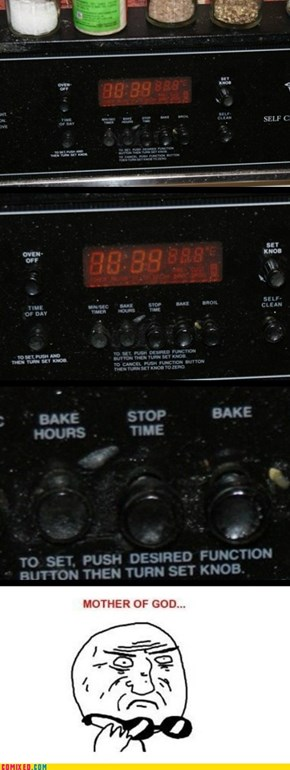 The Most Powerful Oven On Earth