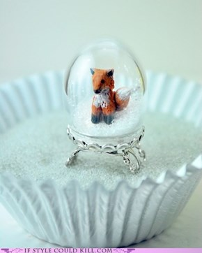 Ring of the Day: Fox-Out It Please