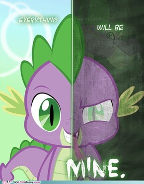 Two Sides: Spike