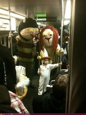 Where the Wild Things Really Are