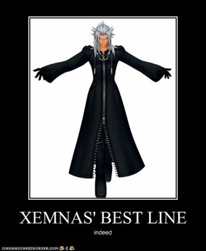 XEMNAS' BEST LINE