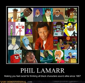 PHIL LAMARR
