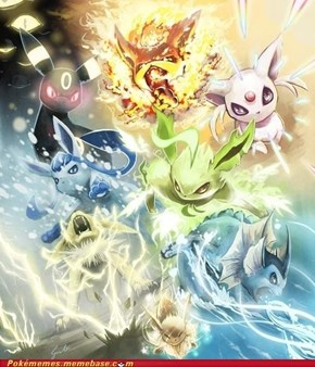 Everybody Loves Eevee