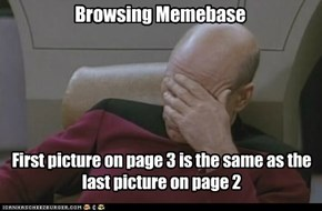 Browsing Memebase