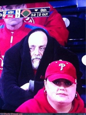 Oh Phillie fans. You make me lawl.