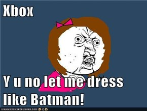 What About Bat Girl?