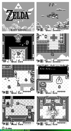 They Should Have Made Skyward Sword Years Ago