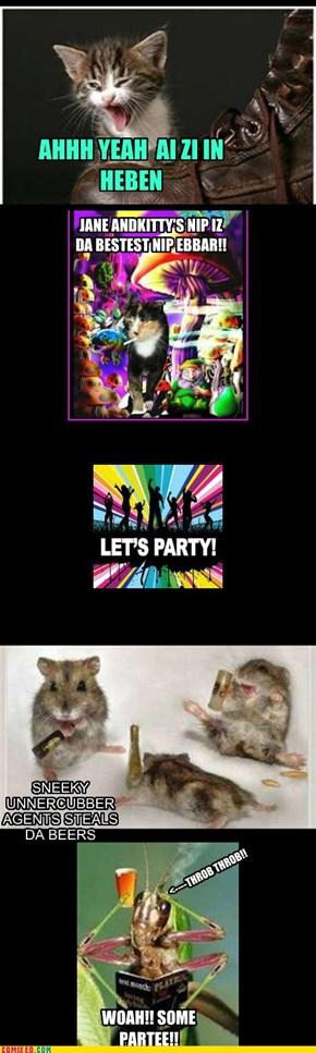 AAAHHHH YEAHHH!!! 2012 NAWTEE *hic* PARTEE