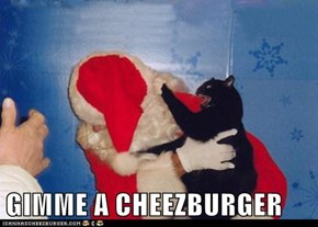 GIMME A CHEEZBURGER