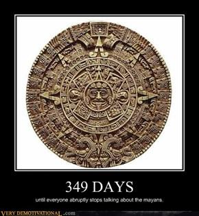 349 DAYS